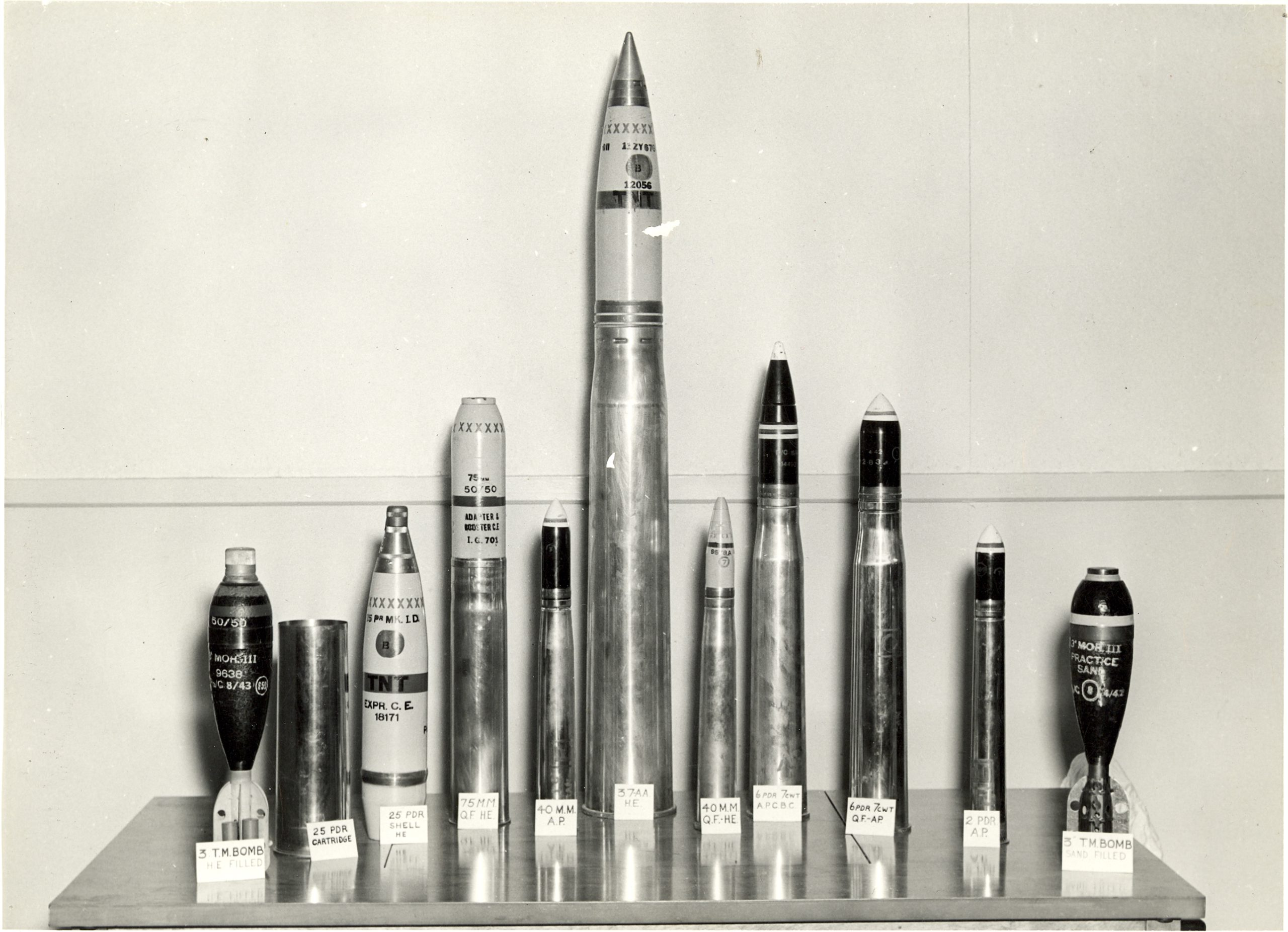 Defence Industries Limited - Shells and Mortars